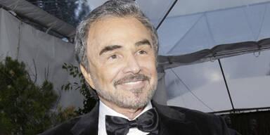 Burt Reynolds auf Weg der Besserung
