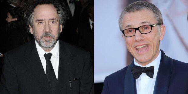 Tim Burton verpflichtet Waltz für neuen Film