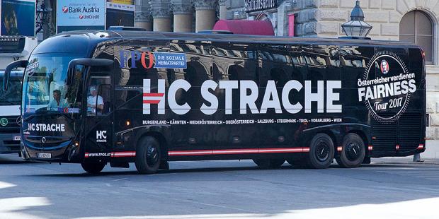 Bus Strache