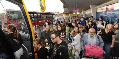 Bus statt Flug von Wien nach Bratislava