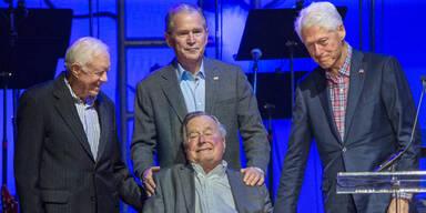 Belästigungsvorwürfe nun auch gegen George Bush Sen.