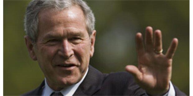 Was von Ex-Präsident Bush bleibt