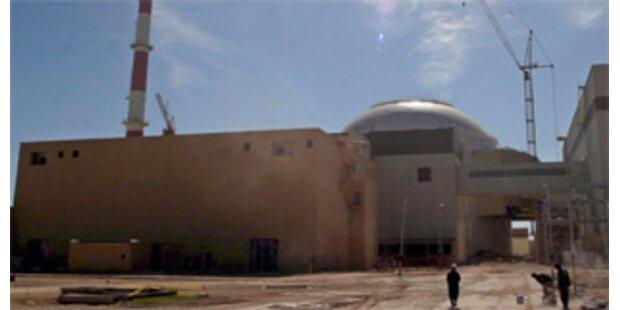 Iran baut erstes Atomkraftwerk in Eigenregie