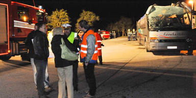 Bus-Crash: Verfahren in Österreich