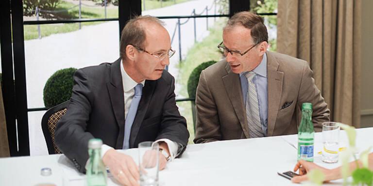 Freund vs. Karas: EU-Duell um Platz 1
