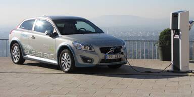 Volvo C30 Electric erstmals in Österreich