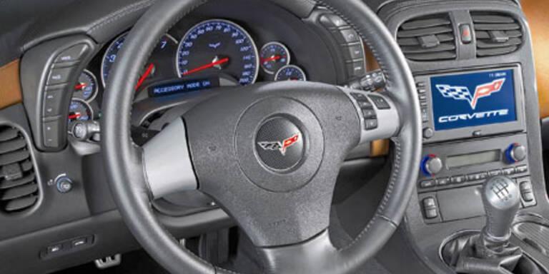 Neue Corvette C6 im Test
