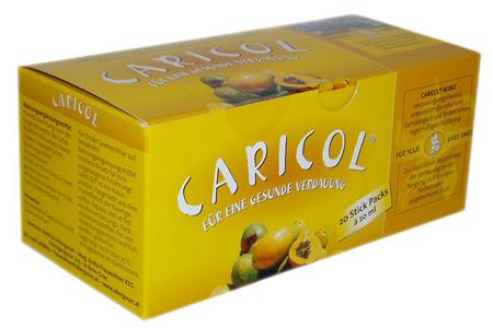 CARICOL - Für eine gesunde Verdauung