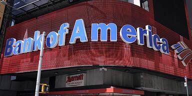 Bank of America SYMBOLBILD