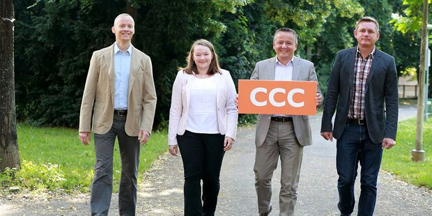 CCC Schuhmode eröffnet im EKZ Horn