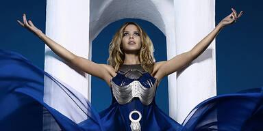 CD Cover Kylie Minogue 'Aphrodite'