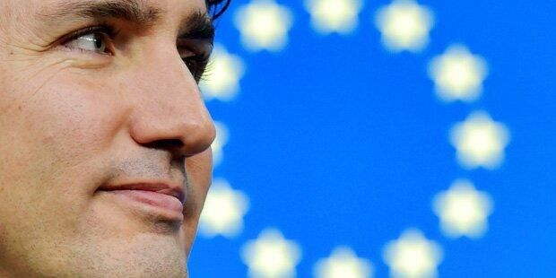 Europaparlament stimmt CETA zu