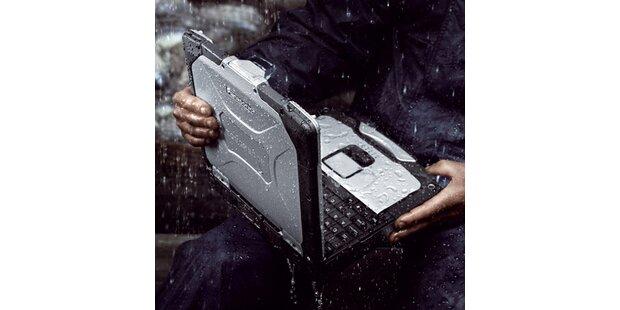 Notebooks für härteste Einsätze