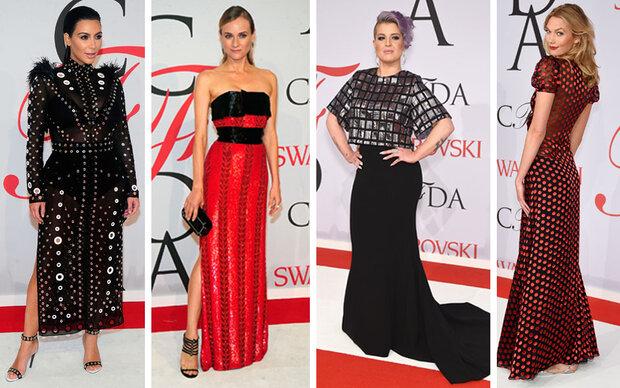 Alle Looks der CFDA Fashion Awards