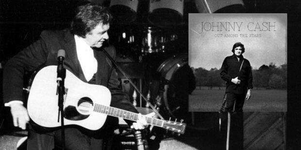 Johnny Cashs Album aus dem Safe erscheint