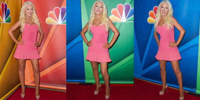 So hat Christina Aguilera 20 Kilo verloren