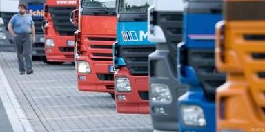 CIPRA sieht hohe Kosten durch Megatrucks