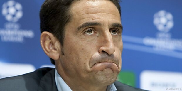 FC Sevilla feuerte Trainer Jimenez