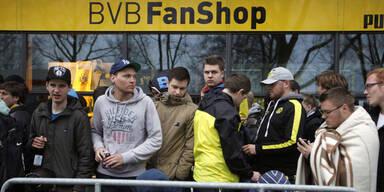BVB-Fans prügeln sich um Halbfinal-Tickets