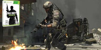 Activison Lineup für die gamescom 2011