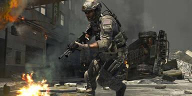Startschuss für CoD: Modern Warfare 3