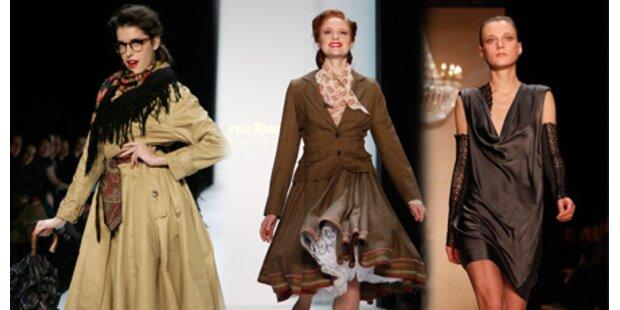 Die Berliner Fashion Week hat begonnen!