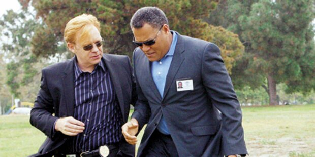 Triple Crossover für die Teams von CSI