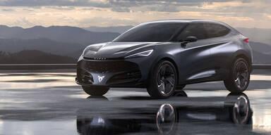 Cupra zeigt Elektro-SUV Tavascan