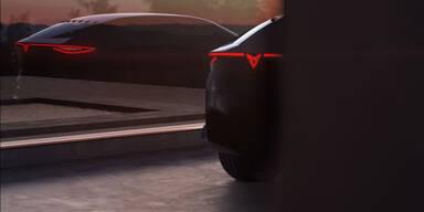 Cupra zeigt elektrisches SUV-Coupé