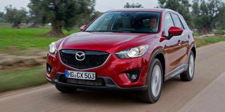 Auch Mazda stoppt Killer-Kältemittel