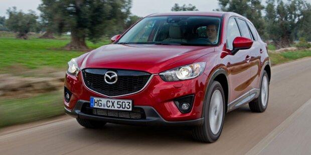 Neuer Mazda CX-5: Alle Österreich-Infos