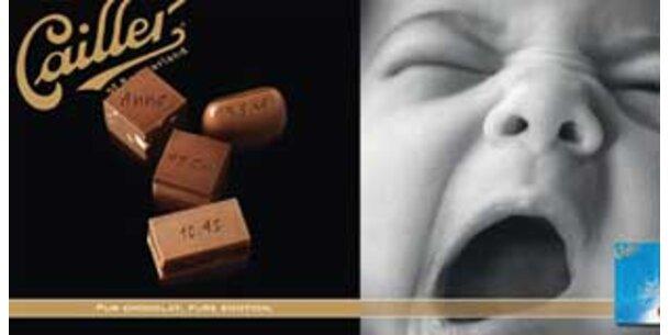 Schweizer Schoko-Hersteller Cailler setzt auf Emotion