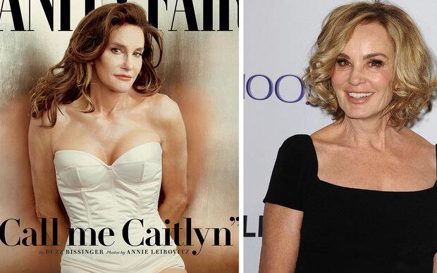 Caitlyn Jenner sieht aus wie Jessica Lange!