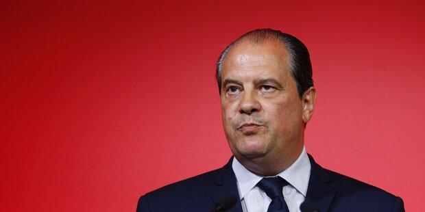 Frankreich: Sozialistenchef tritt zurück