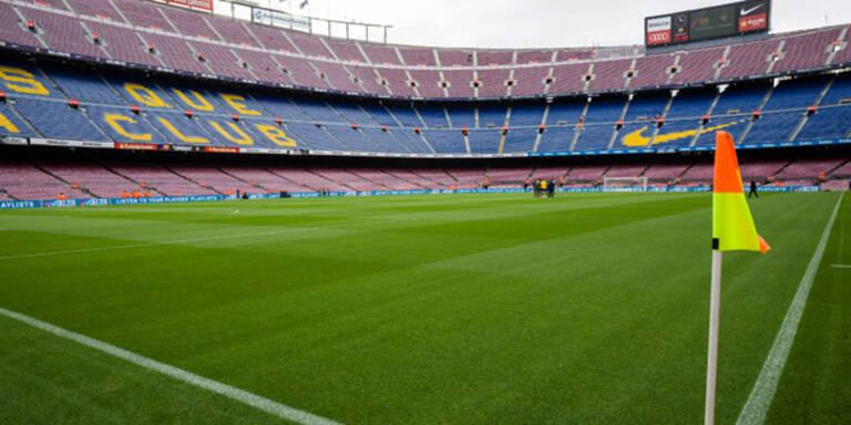 Terror-Anschlag auf Barca-Stadion geplant