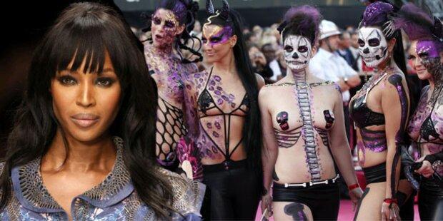 Naomi Campbell beim Life Ball 2012