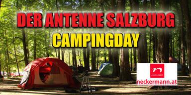 Der Antenne Salzburg Campingday