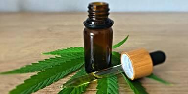 Beispielbild zur heilenden Wirkung von CBD Öl Produkten