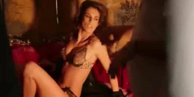 Elisabetta Canalis für Cavalli