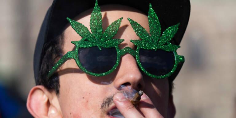 US-Brauerei setzt auf Cannabis-Getränke