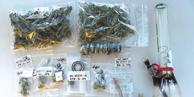 Kitzbühel - Drogen bei Auto-Rasern gefunden