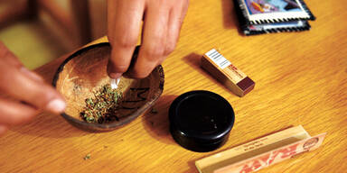 Begehren für Legalisierung von Cannabis