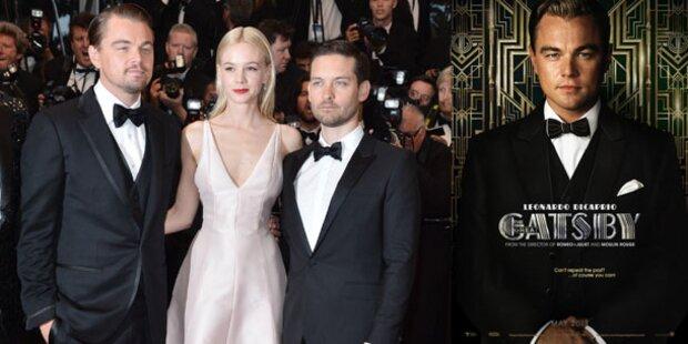 Leonardo DiCaprio eröffnete Filmreigen