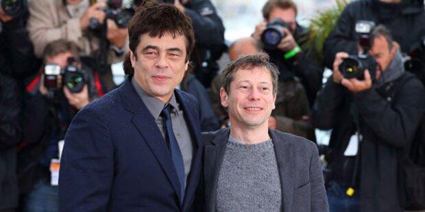 Del Toro und Amalric glänzen in Cannes
