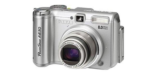 Nachfrage nach Digitalkameras gestiegen