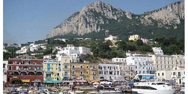 Tagesflug nach Neapel