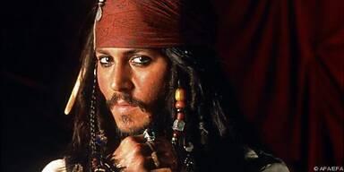 Captain Jack Sparrow ist ein Teil von Depp