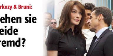 Sarkozy & Bruni: Betrügen sie sich?