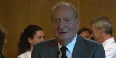 König Juan Carlos: Trennung von Königin Sofia!