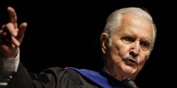 Schriftsteller Carlos Fuentes tot